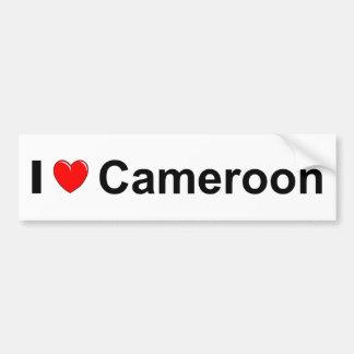 Pegatina Para Coche El Camerún