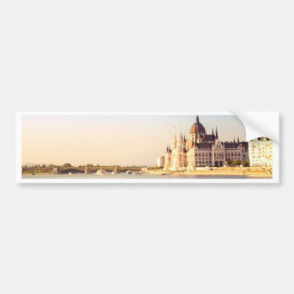 Pegatina Para Coche El parlamento de Budapest