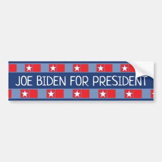 Pegatina Para Coche Elección presidencial de Joe Biden #46