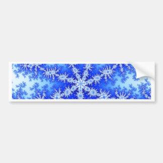 Pegatina Para Coche Escama de la nieve