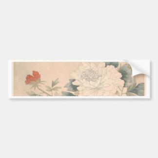 Pegatina Para Coche Estudio de la flor - YUN Bing (chino)
