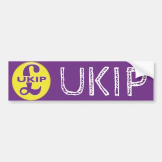 Pegatina Para Coche Fiesta de la independencia de UKIP