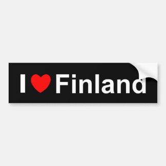 Pegatina Para Coche Finlandia