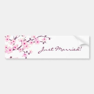 Pegatina Para Coche Flores de cerezo florales