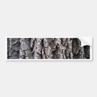 Pegatina Para Coche Fotografía de la corteza de árbol