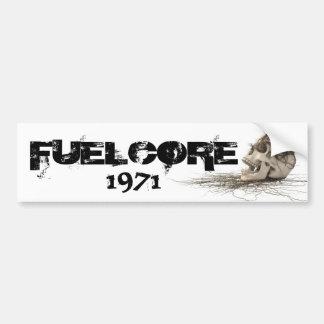Pegatina Para Coche FUELCORE 1971 sticker