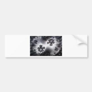 Pegatina Para Coche Galaxia del Grayscale