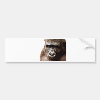 Pegatina Para Coche gorila