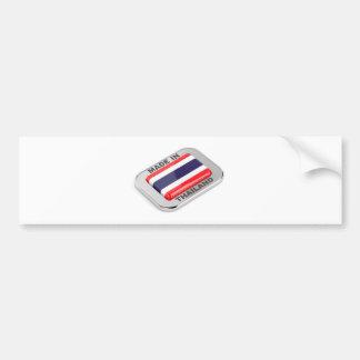 Pegatina Para Coche Hecho en Tailandia