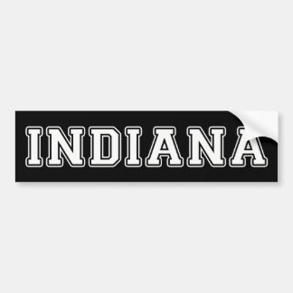 Pegatina Para Coche Indiana