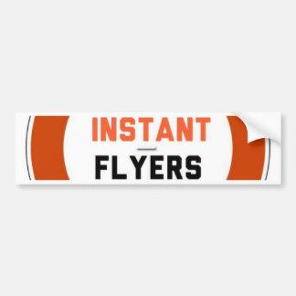 Pegatina Para Coche Instant_Flyers