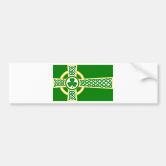 Pegatina Para Coche Irish_Celtic_Cross