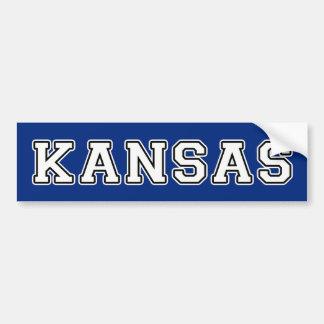 Pegatina Para Coche Kansas