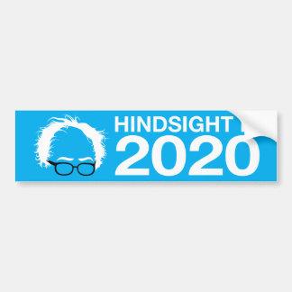 Pegatina Para Coche La retrospección de las chorreadoras de Bernie es