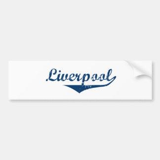Pegatina Para Coche Liverpool