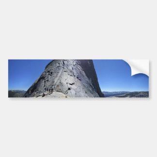 Pegatina Para Coche Media bóveda de la base de los cables - Yosemite