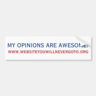 Pegatina Para Coche ¡Mis opiniones son impresionantes!