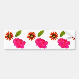 Pegatina Para Coche Modelo de flores