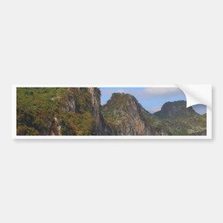 Pegatina Para Coche Montañas a lo largo del río de Li, China