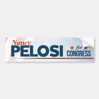 Pegatina Para Coche Nancy Pelosi