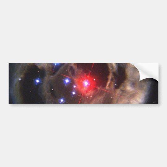 Pegatina Para Coche NASA de la estrella de V838 Monocerotis