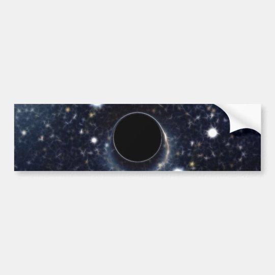 Pegatina Para Coche NASA del anillo de Einstein del calabozo