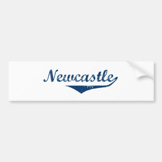 Pegatina Para Coche Newcastle