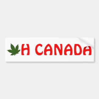 Pegatina Para Coche Oh Canadá