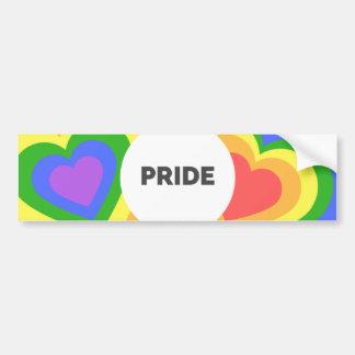 Pegatina Para Coche ORGULLO gay