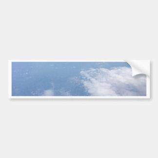 Pegatina Para Coche Perdido en las nubes