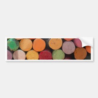 Pegatina Para Coche piense en color