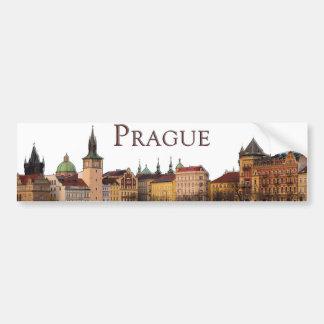 Pegatina Para Coche Praga