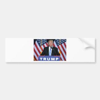 Pegatina Para Coche Presidente Donald Trump