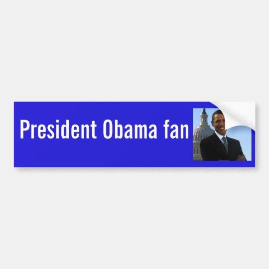 Pegatina Para Coche Presidente Obama
