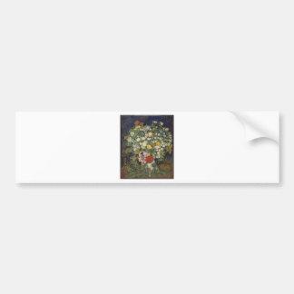 Pegatina Para Coche Ramo de flores en un florero