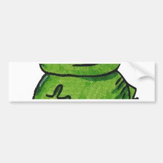 Pegatina Para Coche Rana Frog