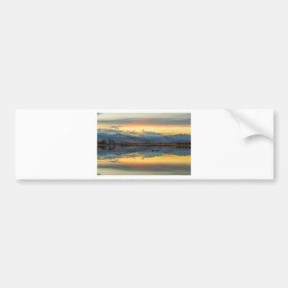 Pegatina Para Coche Reflexiones del lago McCalls