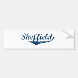 Pegatina Para Coche Sheffield