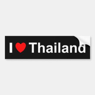 Pegatina Para Coche Tailandia