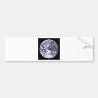 Pegatina Para Coche Tierra del planeta - nuestro mundo