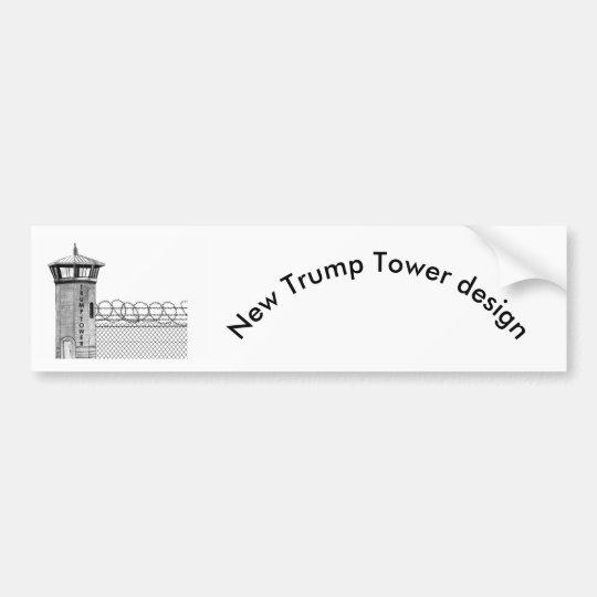 Pegatina Para Coche Torre del triunfo