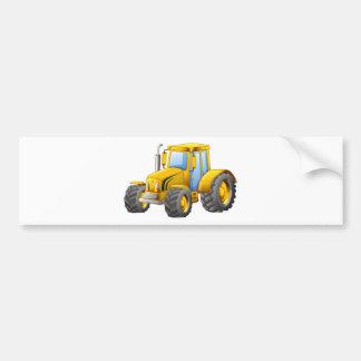 Pegatina Para Coche Tractor