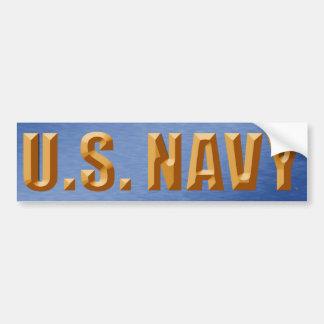 Pegatina Para Coche U.S. Marina de guerra