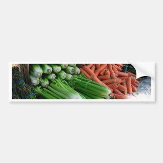 Pegatina Para Coche verduras