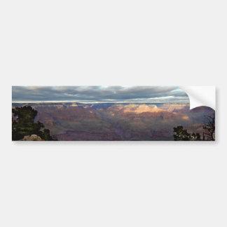 Pegatina Para Coche Vista panorámica del Gran Cañón