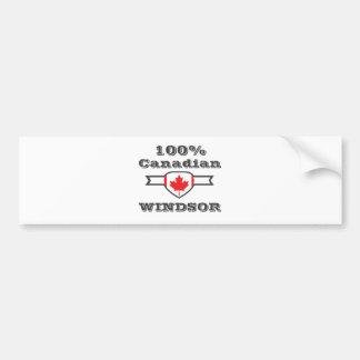 Pegatina Para Coche Windsor 100%