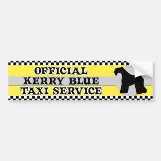 Pegatina para el parachoques azul del servicio del etiqueta de parachoque