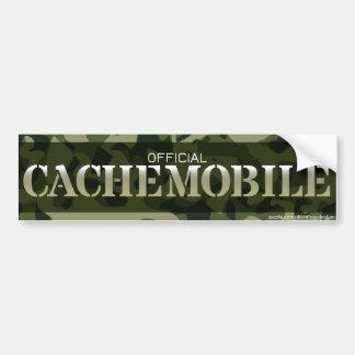 Pegatina Para Coche Pegatina para el parachoques de Cachemobile