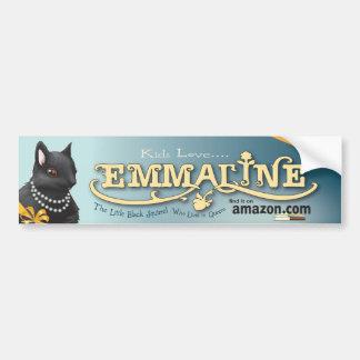Pegatina para el parachoques de Emmaline