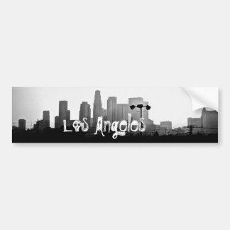 Pegatina para el parachoques de Los Ángeles Etiqueta De Parachoque